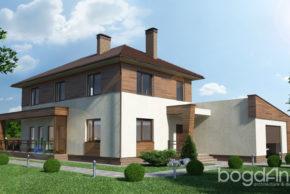 1 Проект дома П3-31