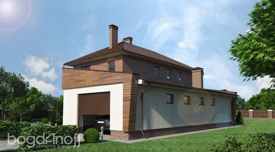 2 Проект дома П3-31