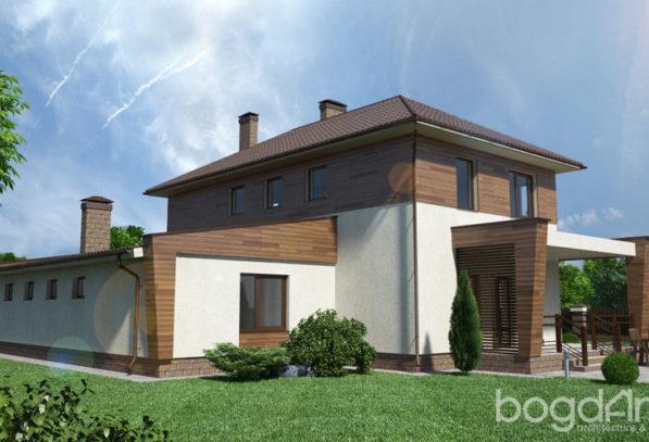 3 Проект дома П3-31