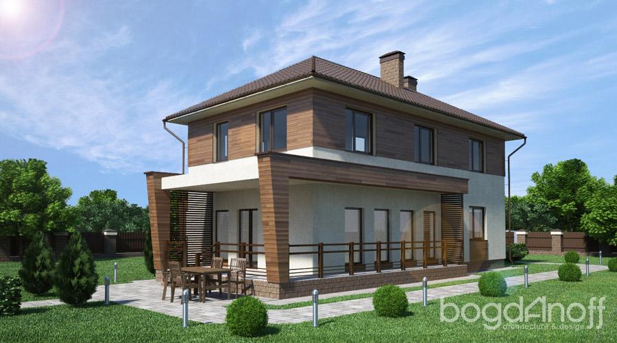 4 Проект дома П3-31