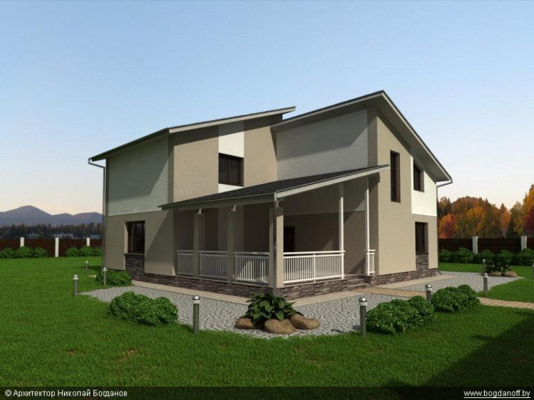 Проект дома П3-6