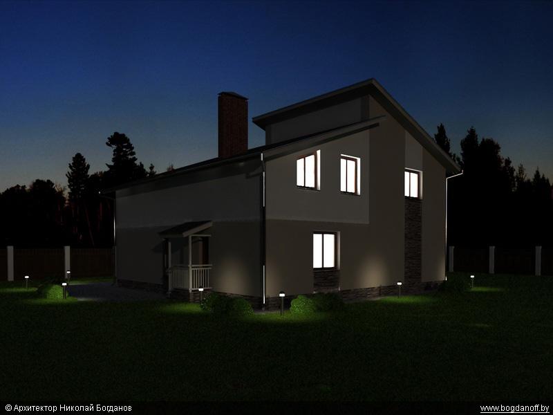 6Проект дома П3-6