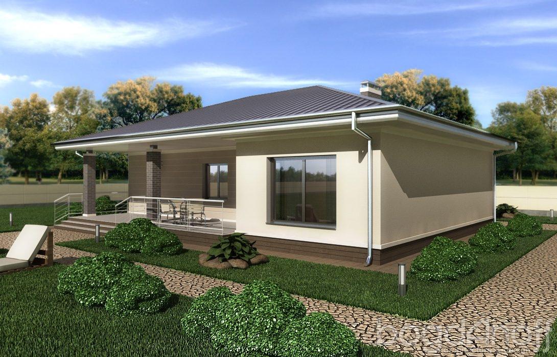 комфортный дом с гаражом