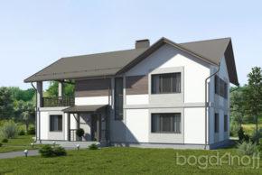 Проект дома П5-1