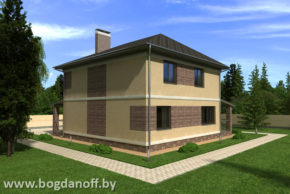 3 Проект дома П6-3