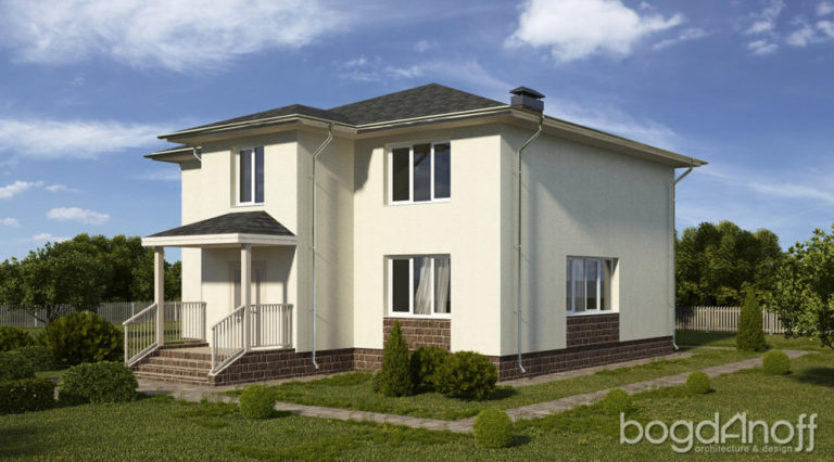 Проект дома П6-5