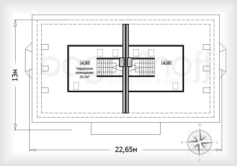 4 Проект дома П7-4