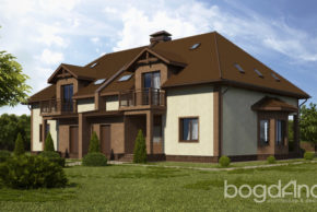 3 Проект дома П7-4