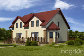 4 Проект дома П7-41