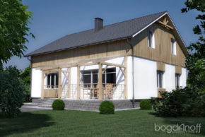 Проект дома П8-1