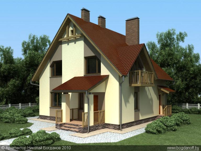 Проект дома П3-1