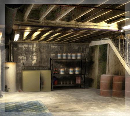 Подвал и цокольный этаж