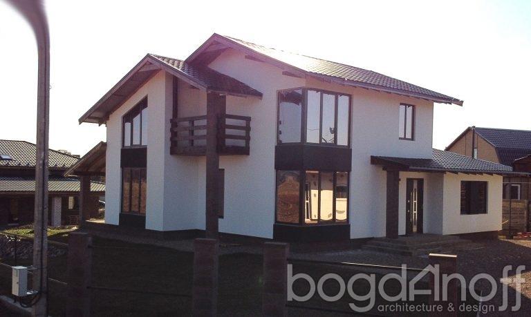 Проект дома П5-4