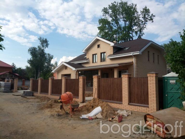 Проект дома Akim