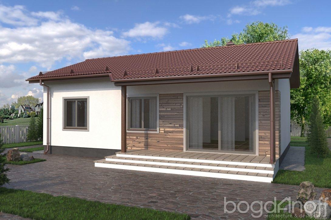 экономный проект дома