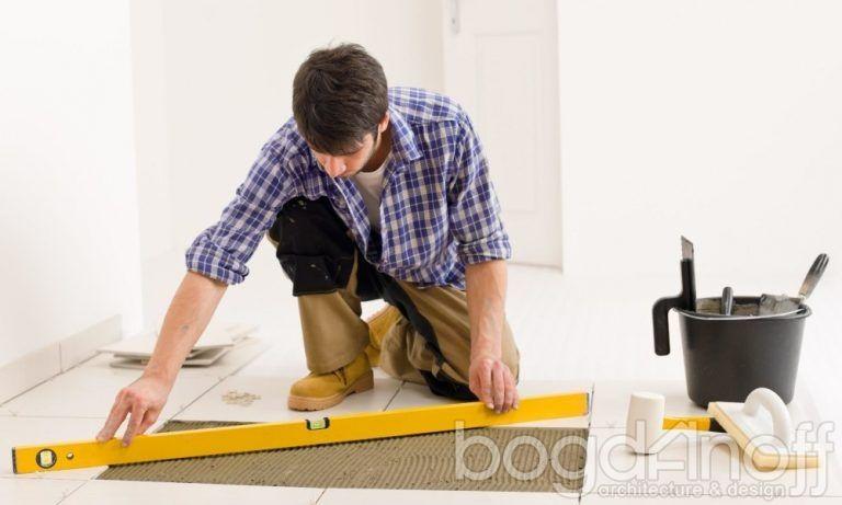 Отделочные работы при окончании строительства дома
