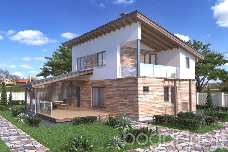 Проект дома Энергетик