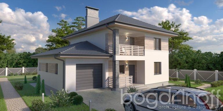 Проект дома П5-31