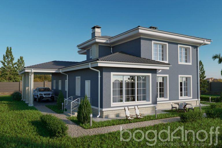 Проект дома П15-31