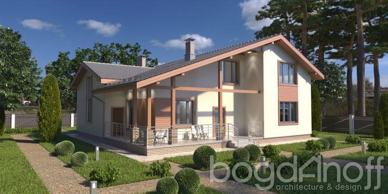 Проект дома П9-24