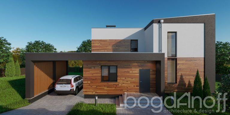 Проект дома П12-9