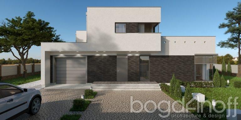 Проект дома П46-1