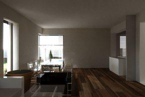 Комфортабельный особняк в стиле модерн 2 этажа П46-1