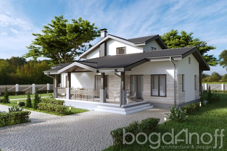 Проект дома П5-51