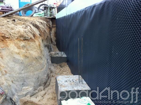 гидроизоляция погреба снаружи при постройке