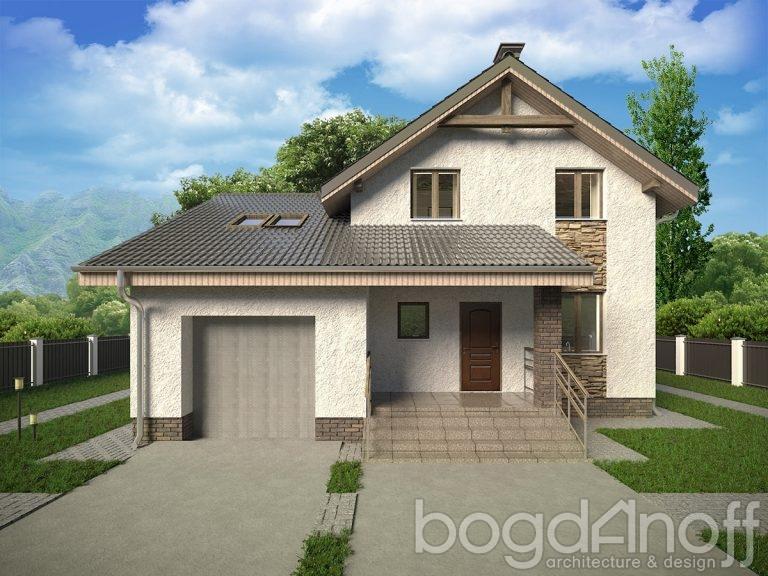 Проект дома Volma 2