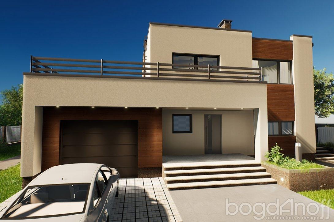 проект дома Ново 2