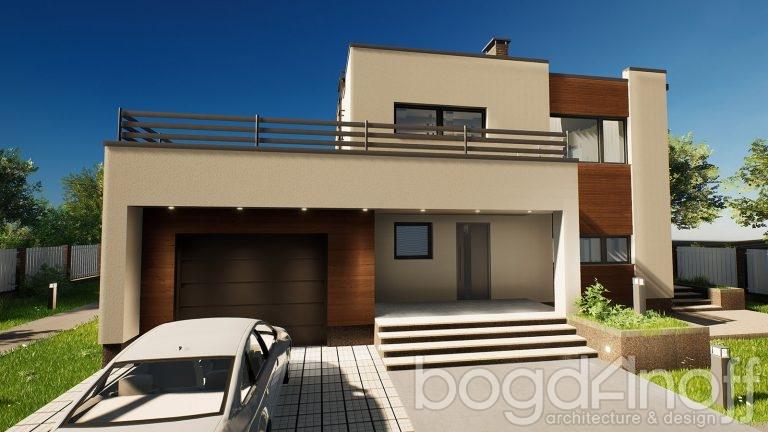 Проект дома Novo 2