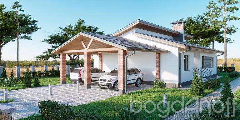 Проект дома П4-236